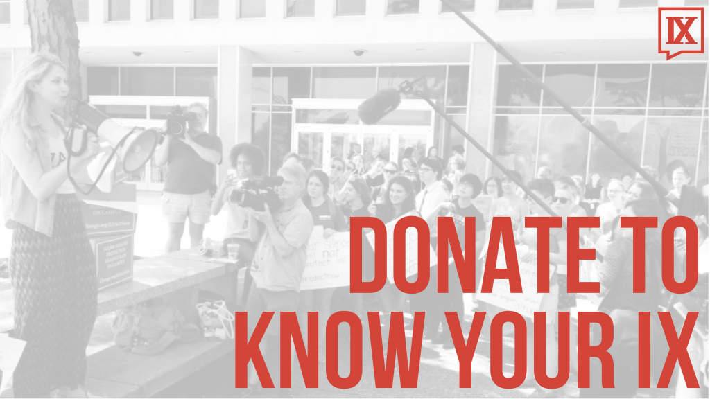 Donate to Know Your IX