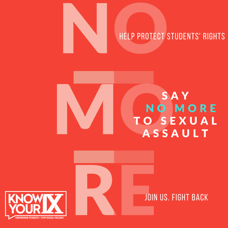 Support Know Your IX